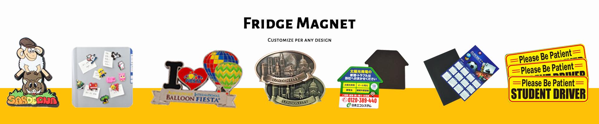 Fridge Magnet Banner